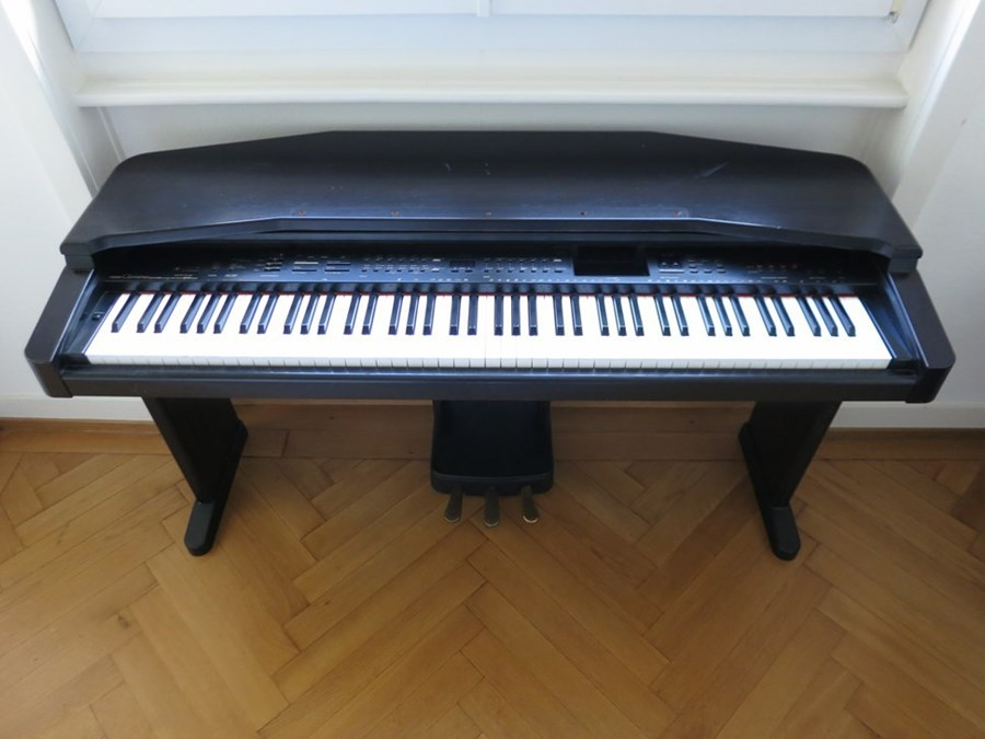 Piano dien yamaha cu
